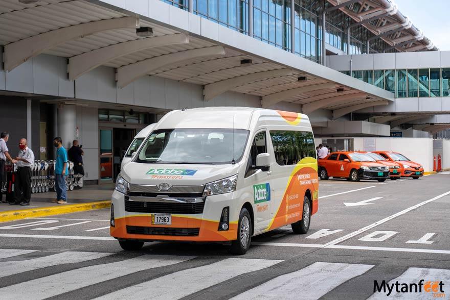 Costa Rica shuttles - private shuttle adobe transfers
