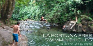 La Fortua free swimming holes featured
