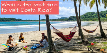 best time to visit Costa Rica featured