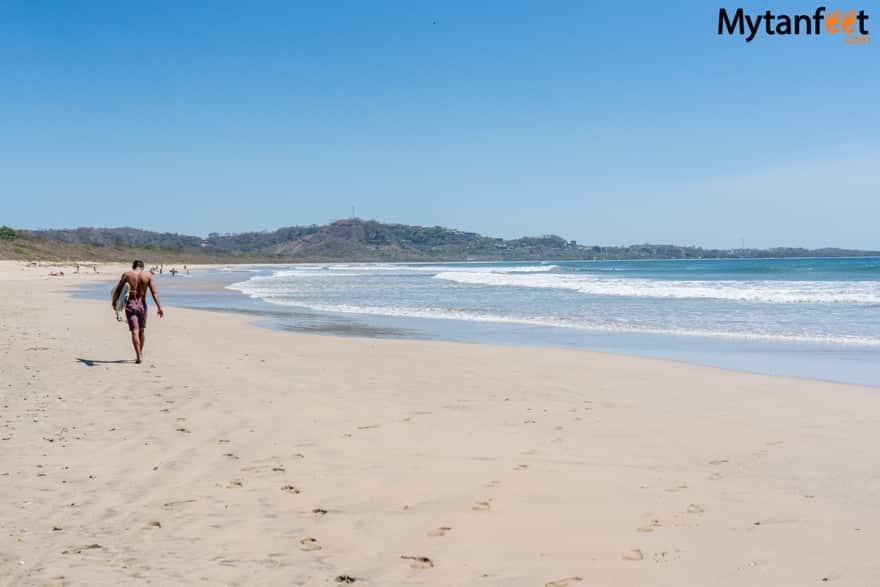 Guanacaste Costa Rica beaches playa grande