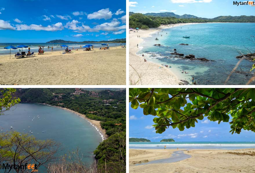 Guanacaste Costa Rica beaches