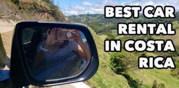 best car rental in costa rica featured