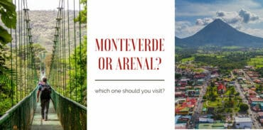 monteverde or arenal featured
