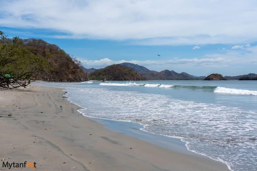 sugar beach Costa Rica