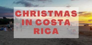 Christmas in Costa Rica featured