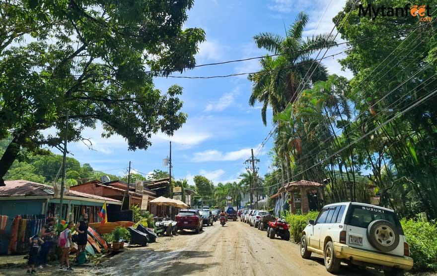 Santa Teresa town