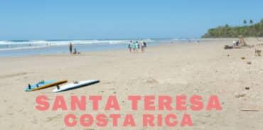 santa teresa costa rica featured